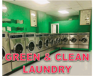 Green_clean_laundry-franklin-north-carolina-logo